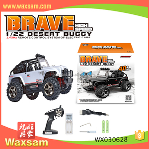 4WD RC Speed racing remote control car 1/22 2.4G Buggy High Speed RC Car