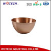 ISO Certificated OEM Copper Bowl