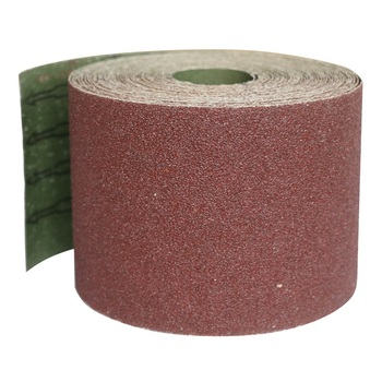 Plain Weave Soft Abrasive Sand Cloth Roll