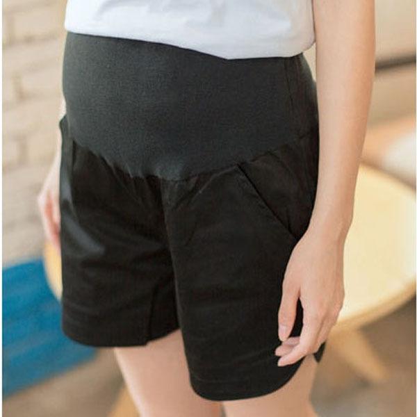 2016 новый летний беременным шорты с высокой талией упругие беременным короткие штаны для беременных удобные беременных шорты