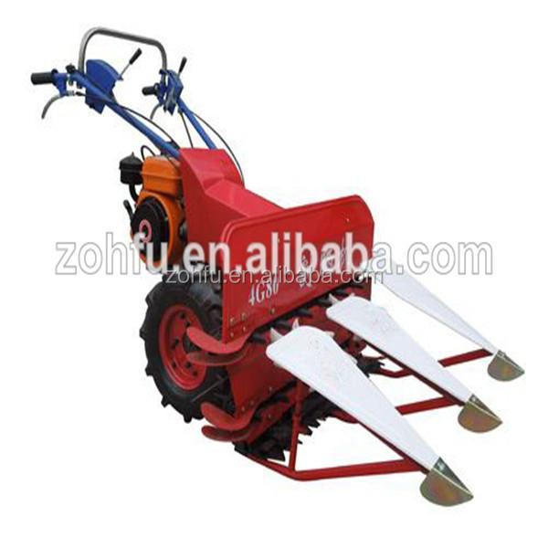 Factory Price Grain Reaper Binder/wheat Reaper /mini Rice