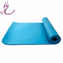 Yoga Mat Manufacturer Supply Best Quality NBR Rubber Yoga Mat Private Label