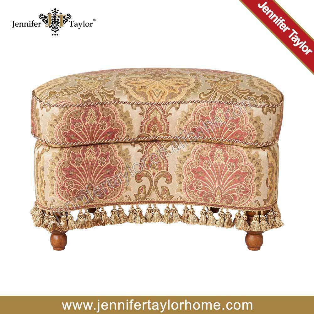 Muebles de la sala colorido taburete otomano 2474-718-Pufs y ...
