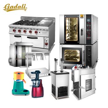 2018 Best Commercial Indian Restaurant Hotel Kitchen Equipments List ...