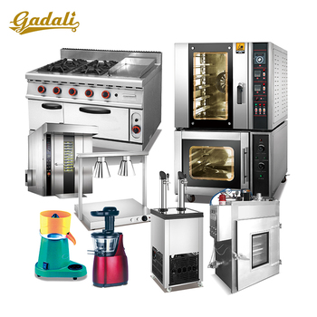 Best indian restaurant hotel kitchen equipments list for Kitchen equipment list