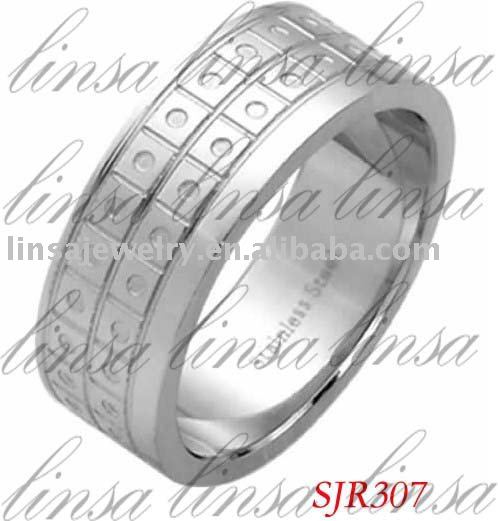 stainless steel ring,fashion ring pakistani ring designs SJR307 your own jewelry