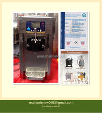 LAB Batch freezer Gelato Ice Cream machine RB1116A
