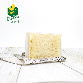 Nature Raw Bee Comb Honey Product From China