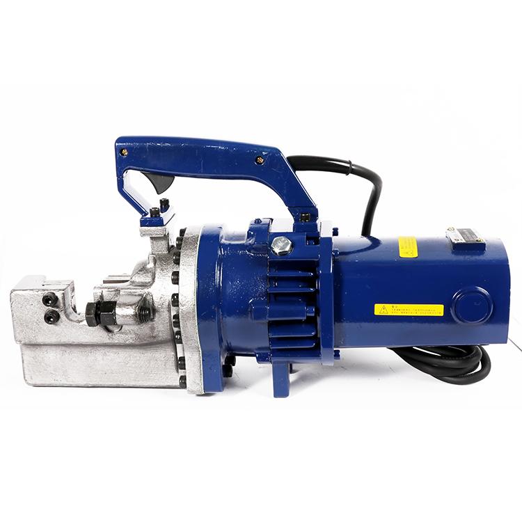 220 V RC-25 hidrolik çelik kesici elektrikli hidrolik inşaat demiri kesme makinası