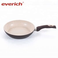 Everich Stainless Steel Frying Pans and Pots with Handle