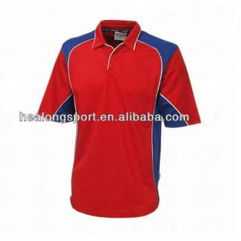 2017 New Cheap Sublimation Cricket Team Sports Jersey Pattern