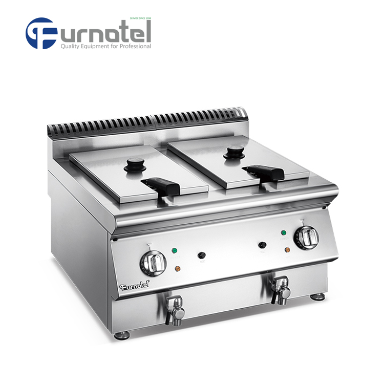 Professional Good Price Electric/Gas Commercial Chicken Deep Fryer Machine
