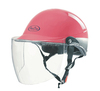 JinHua HuaDun abs shell half face motorcycle helmet ,summer helmet (HD-338)