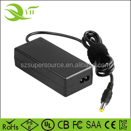 18.5V 3.5A 65W 4.8x1.7mm AC Adapter Battery Charger for HP COMPAQ 610 615 DV2000 DV6000 DV6500 DV9000 Laptop with Power Cable