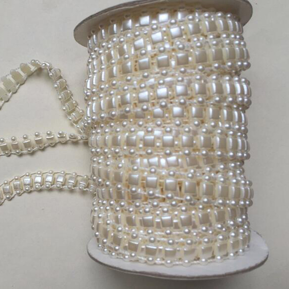 5m 10m 60m Fishing Line Pearls Chain Pearl Beads Chain: Fishing Wedding Favors Promotion-Shop For Promotional