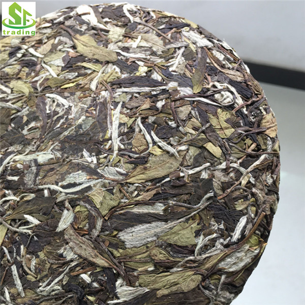 Fuding Organic White peony cake tea 350g (Baimudan) white Tea - 4uTea | 4uTea.com