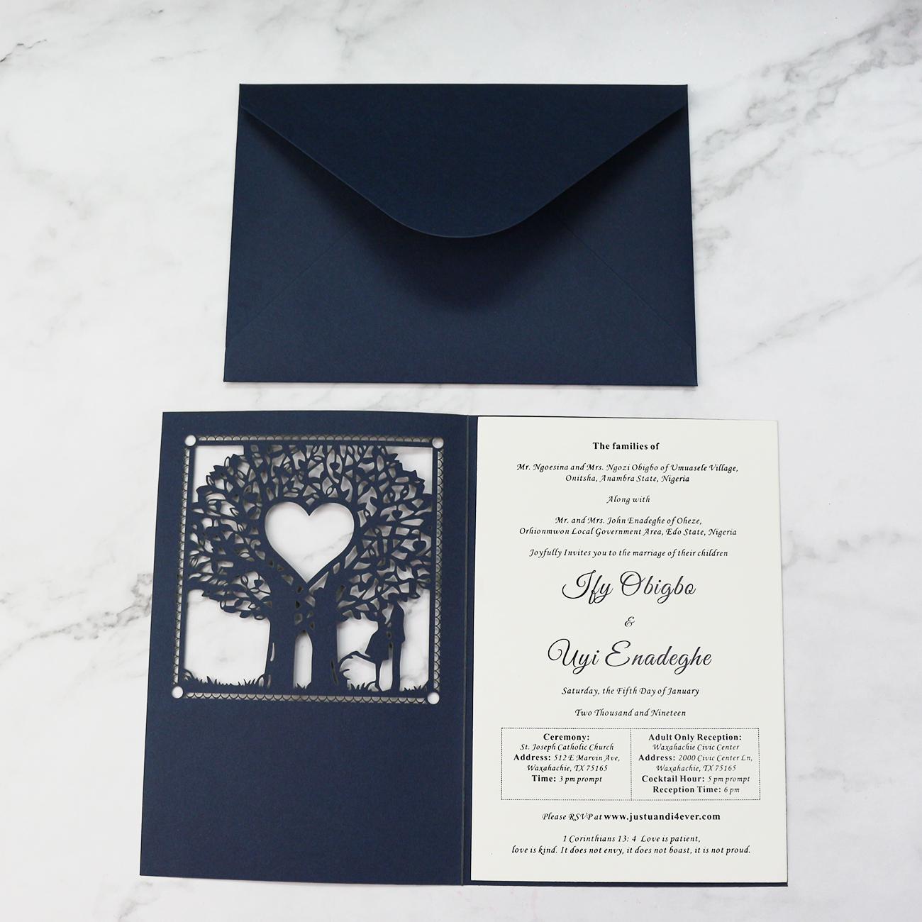 Grossiste Model Carte Invitation Mariage Acheter Les