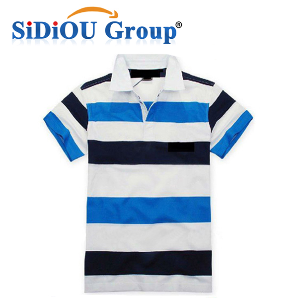 authentic high neck bright colored men polo shirts