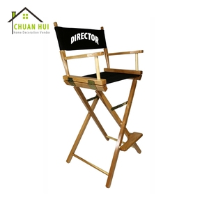 Wholesale High Wood Director Garden Chair