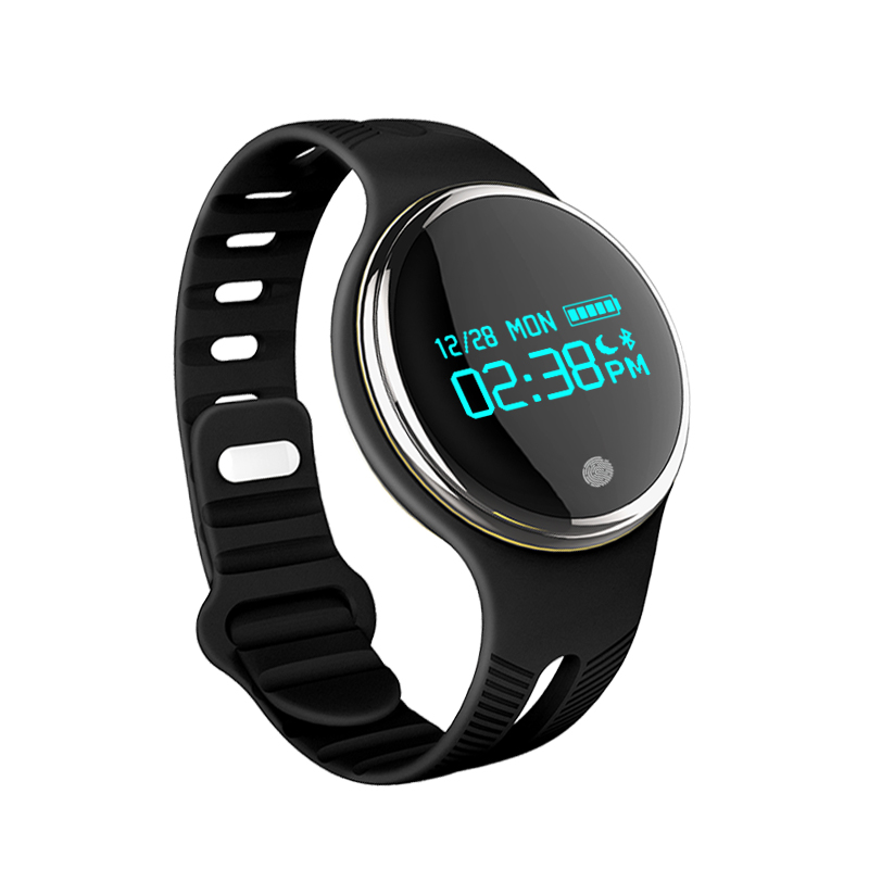 HOT GPS Track Record IP67 Waterproof Sport Smart Watch for Android iOS phone Wristband Swim Bicycle Pedometer e07