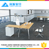 2017 l shaped Executive office desk used in hotel/office/school KL-01