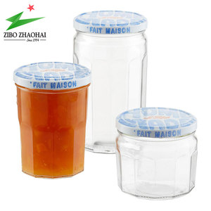 clear Glass Jam Jars canning wholesale ZHAOHAI