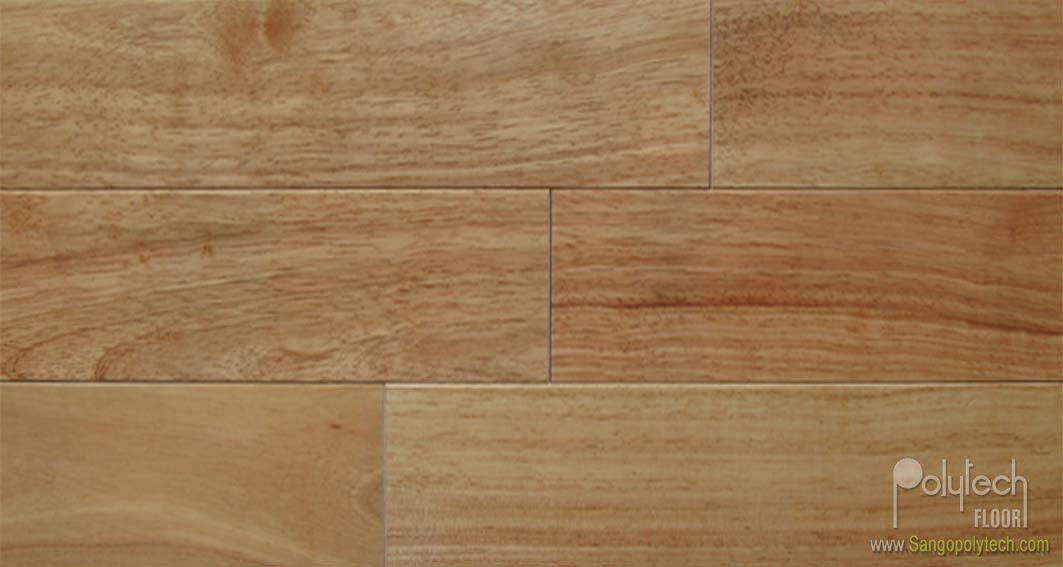 Solid Rubber Wood Flooring   Buy Wooden Flooring Product On Alibaba.com