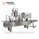 K Cup Filling Machine , Yogurt Cup Filling Machine , Plastic Cup Filling Sealing Machine