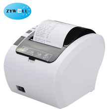 Hoge kwaliteit Overvloedige interfaces ZY306 wit pos thermische <span class=keywords><strong>Bluetooth</strong></span> <span class=keywords><strong>printer</strong></span>