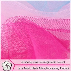 2015 rhombic100% polyester 6 inch X 25 yards roll tutu tulle fabric