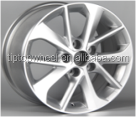 "toyota camry jant 5x114.3 car wheels 16"" rines alloy rims"