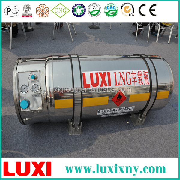 China Wholesale Custom Gas Cylinder Cylinder For Lng