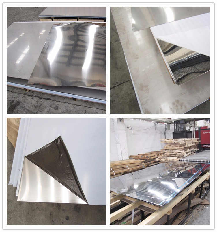 Best quality 316L stainless steel plate price