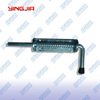 Truck trailer steel zinc plated spring latch bolt