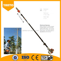High Quality Extendable gasoline Pole Saw/Pole pruner/chain saw