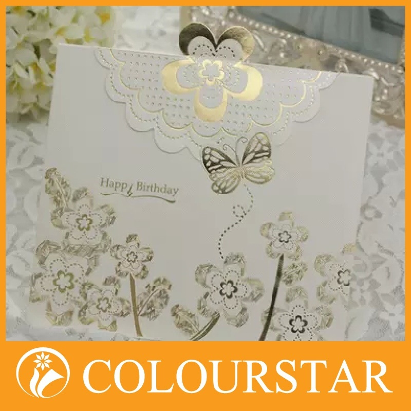 fashion style and good service handmade cards paper quilling