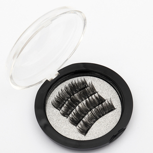 Wholesale Premium 3D Mink Private Label 100% Real 3D Faux Mink false eyelash