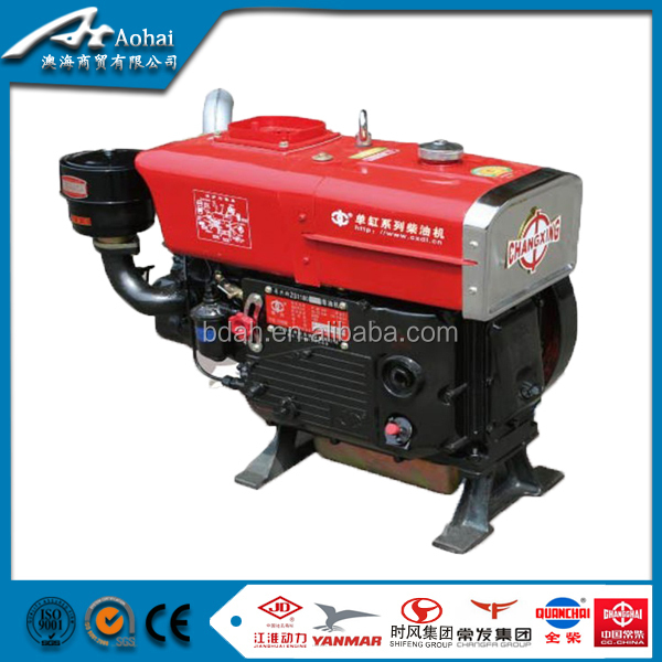 Water Cooled Horizontal/vertical Shaft Small Diesel Engine(10hp-20hp) - Buy  4 Cylinder Small Engines Water Cooled Engine,Horizontal Shaft