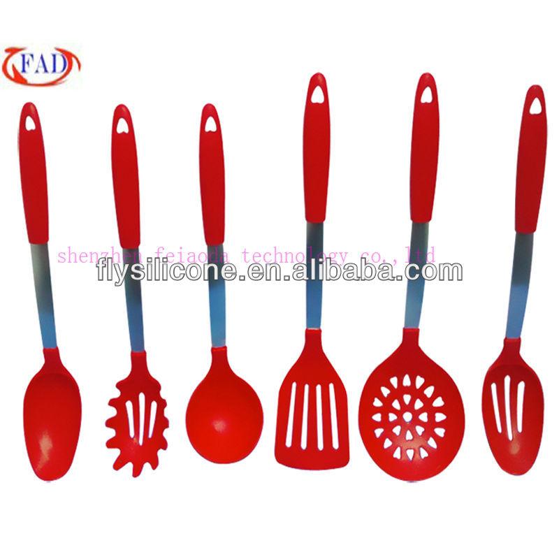 Conjunto de 6 unids descuento cocina utensilios set for Empresas de utensilios de cocina