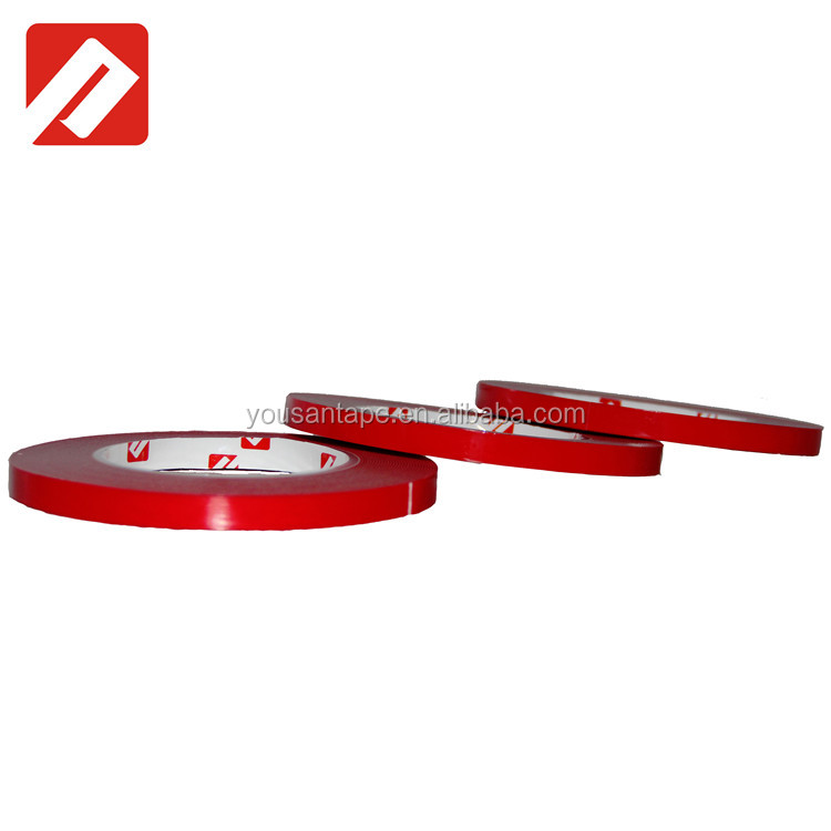 hottest strong adhesive force double side foam tape <strong>roll</strong> For Auto trim, auto glass