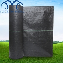 Guangzhou Fabriek 2 m hoogte hoge kwaliteit weed mat/<span class=keywords><strong>plastic</strong></span> ground cover/zwart <span class=keywords><strong>plastic</strong></span> <span class=keywords><strong>mulch</strong></span>