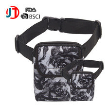 running sports security money waist belt bag