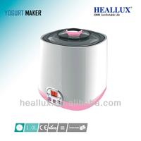 1.0L Electric Plastic Yogurt Maker With LCD DisplayYM-225