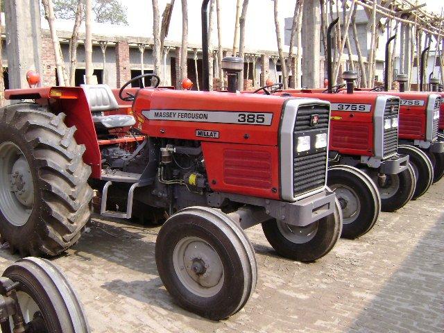 Mf-385 Tractor