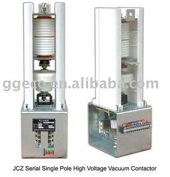 JCZ5 Single Pole Vacuum Contactor Switch