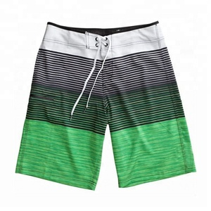 OEM summer cool customized printing sublimation mens beach board shorts