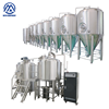 Micro brewery plant 500 liter equipment 5HL micro brewery beer making machine hot sale India