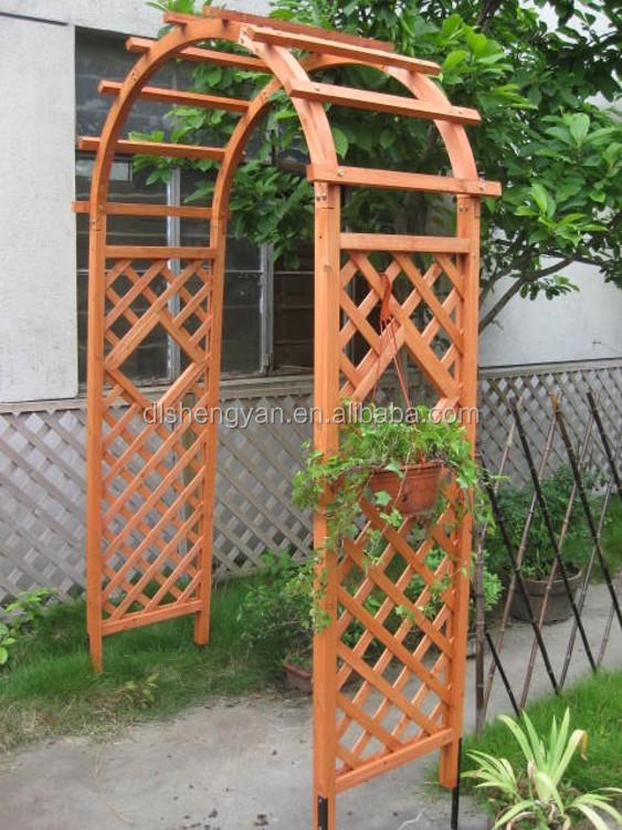 Giardino moderno decorativi esterni giardino arco pergola for Arco decorativo jardin