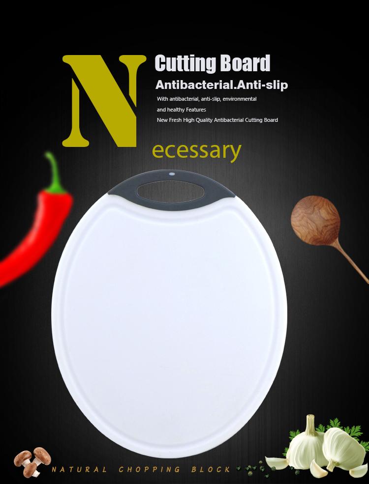 Handle of TPR Plastic Cutting Board