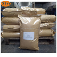Stocking technical grade xanthan gum 80 mesh high viscosity production